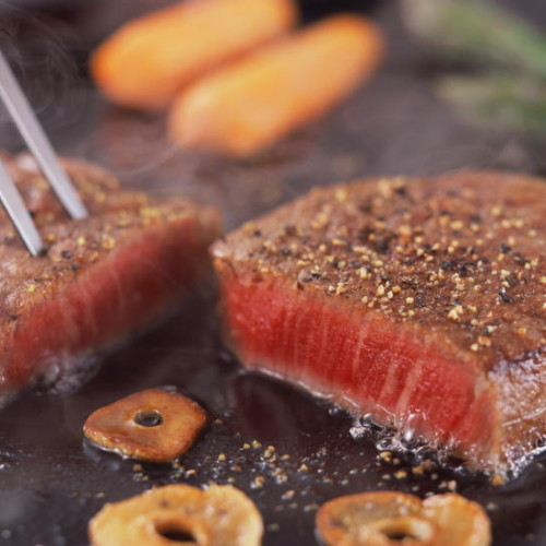 美味しい肉料理、その秘密は肉温度60℃にあった