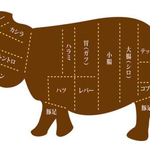 豚の内臓、沖縄料理だけでなく最近は一般家庭でも人気