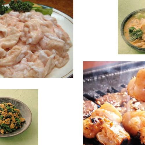 豚大腸レシピ&シロコロホルモンとは