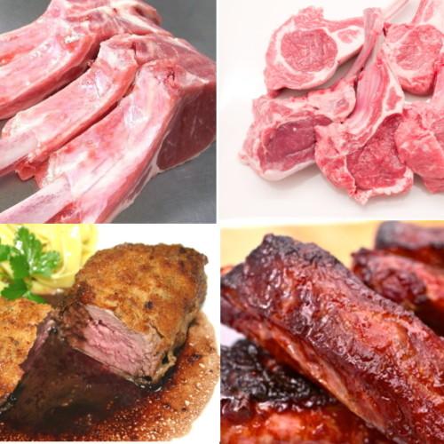 羊肉料理、どこの部位が合うのか