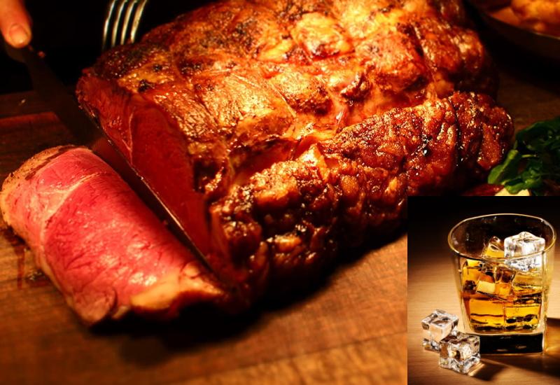 肉料理に合うウイスキーとは