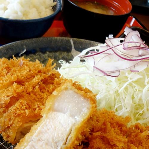 トンカツは、和食ですよ