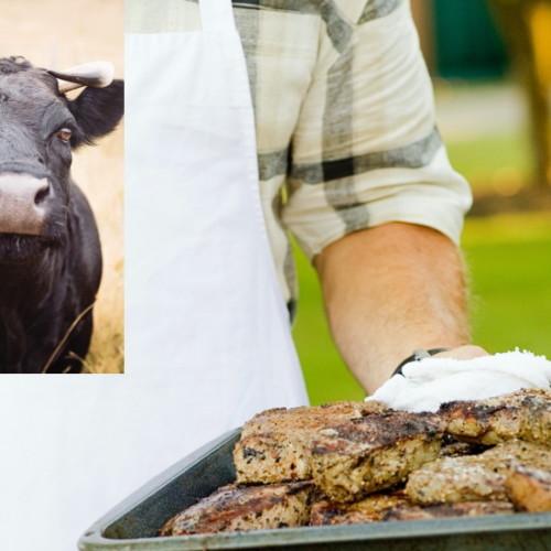 輸入牛肉の安全性って