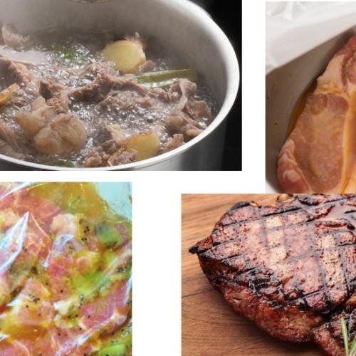 酵素・調味料で肉を柔らかくする方法