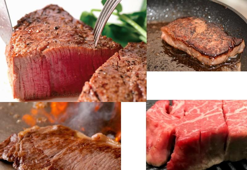 メイラード反応と美味しいステーキの焼き方